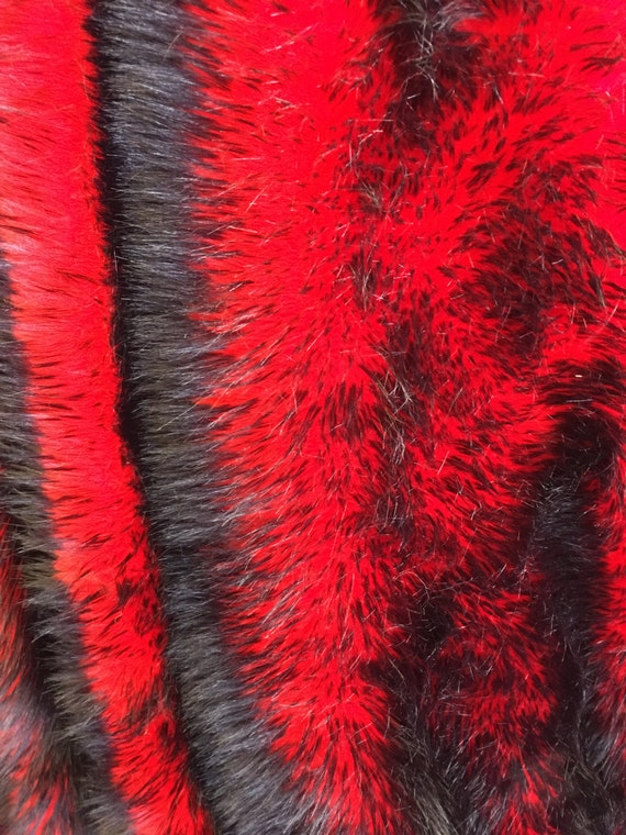 "Faux Fur fake olive Frosted tips fabric 60/"" Wide sold by the yard upholstery"