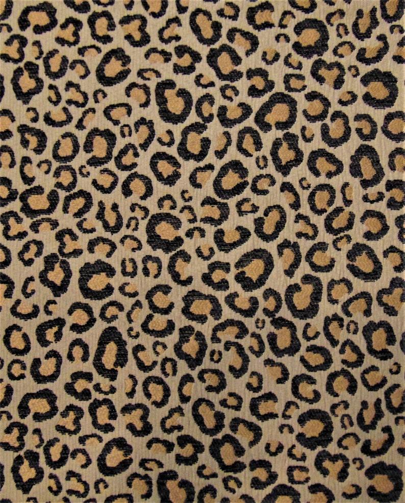 Sarafina Midnight Animal Safari Cheetah Leopard Panther Etsy
