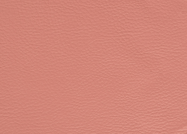 Rose Champion faux Vinyl upholstery Leather fabric per yard FOLDED