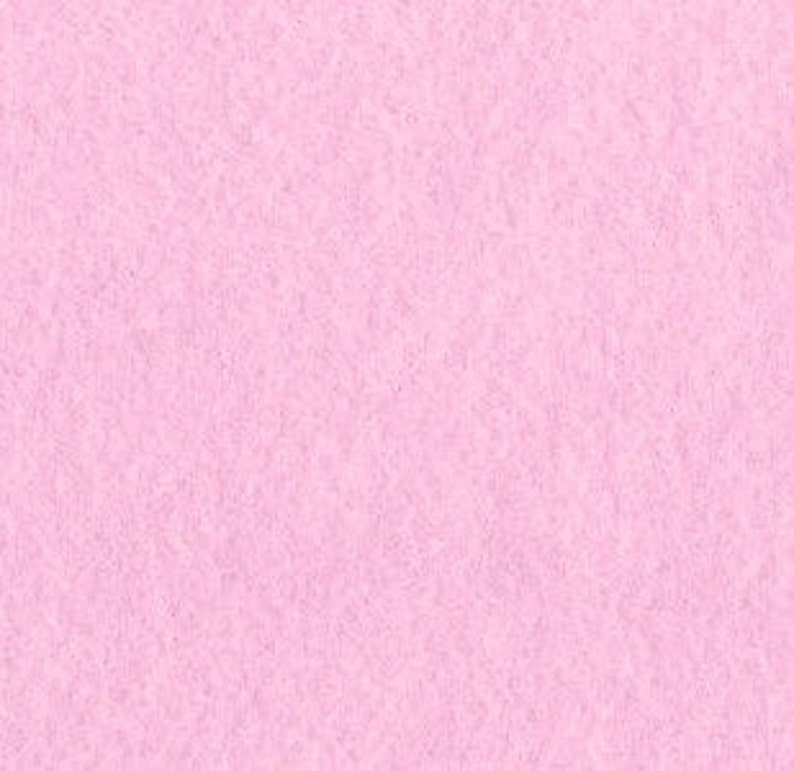 Pink Acrylic solid Felt 72 wide made in USA fabric per yard sold by the yard