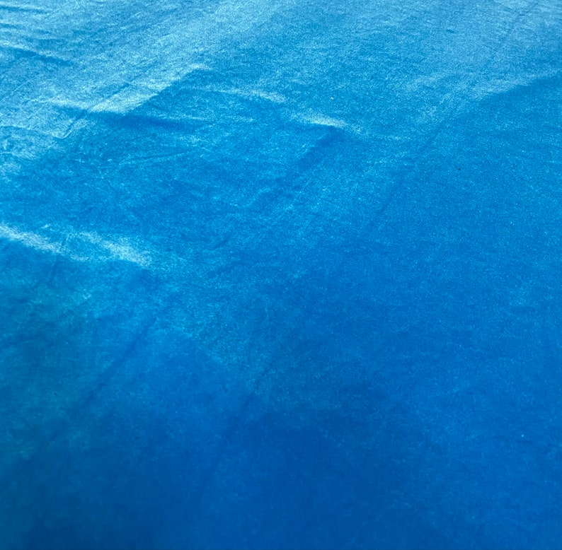 Dark Turquoise Stretch Velvet dance wear home decor fabric by the yard 60 Wide