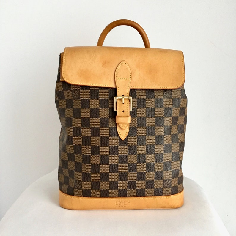85ba43eb1705 Louis Vuitton Centenaire Damier Arlequin Backpack 100th