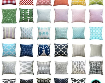 CLEARANCE Throw Pillow Covers bdd02b83cd