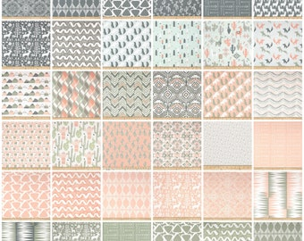 Decorative Valances- Sundown Valance- Peach Single Curtain- Baby Nursery Decor- Sage Valance- Grey Panel Custom Valance- Add Lining & Pleats