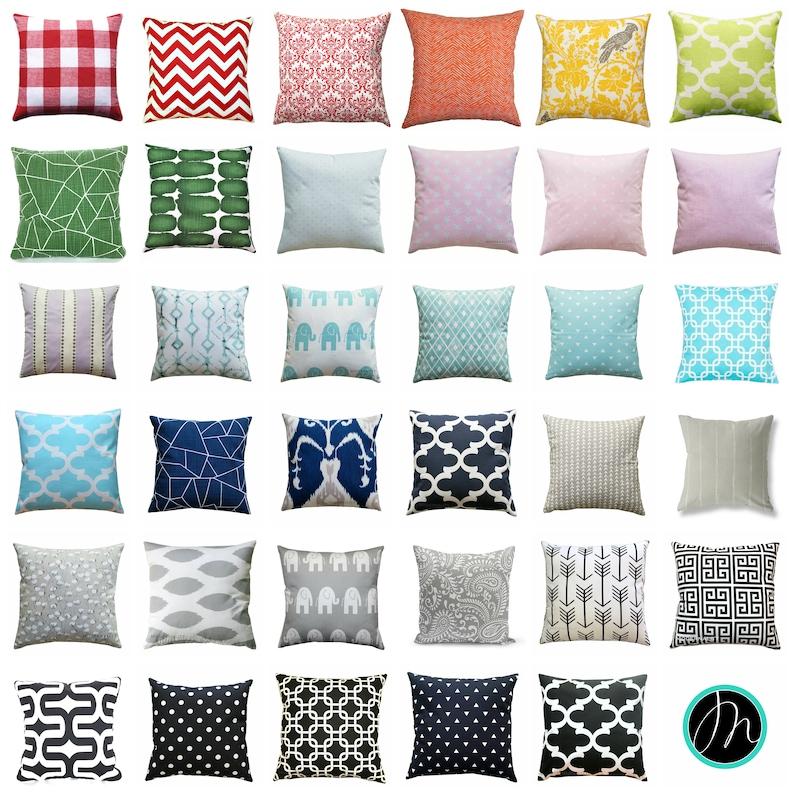 138487e8f5b CLEARANCE Throw Pillow Covers Decorative Pillows Cheap