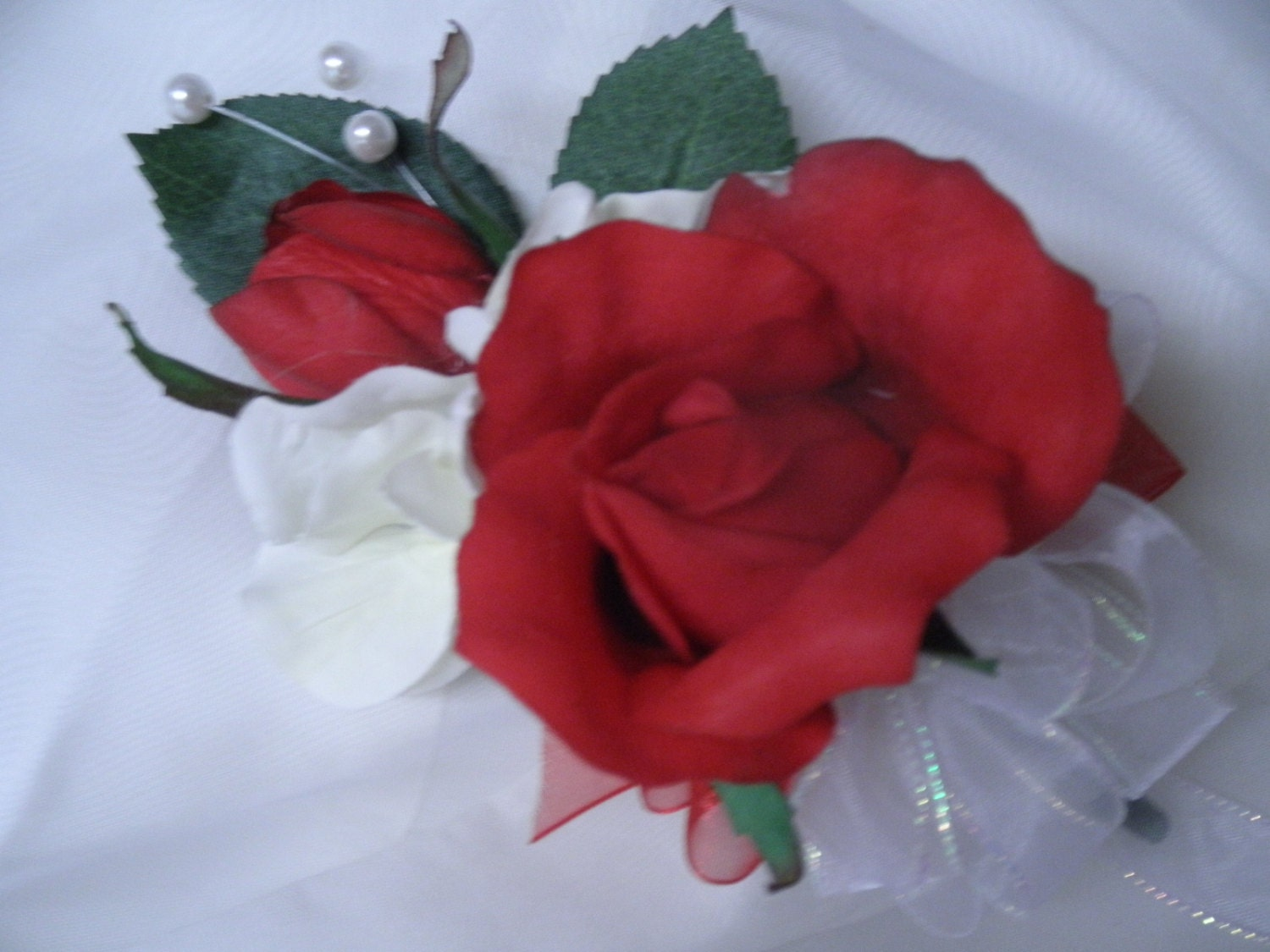 2018 Prom Corsage And Boutonniere Real Touch Silk Flowers For Prom