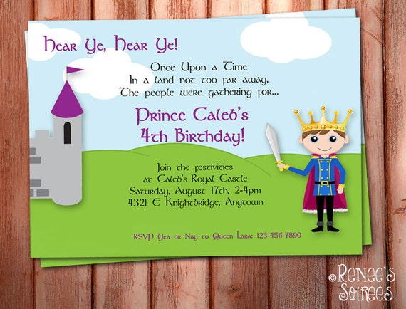 PRINCE Party Birthday Party PRINCE - CUSTOMIZED - Printable Coordinating Design Accessories Collection DIY 789181
