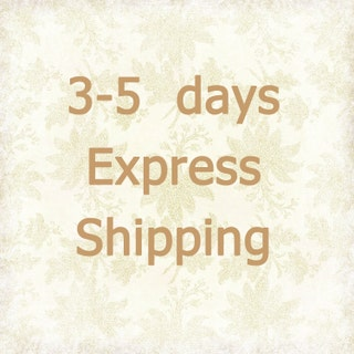 3-5 days Express Mail   Urgent Shipping for Customers in US, Canada, UK, Germany  Fast