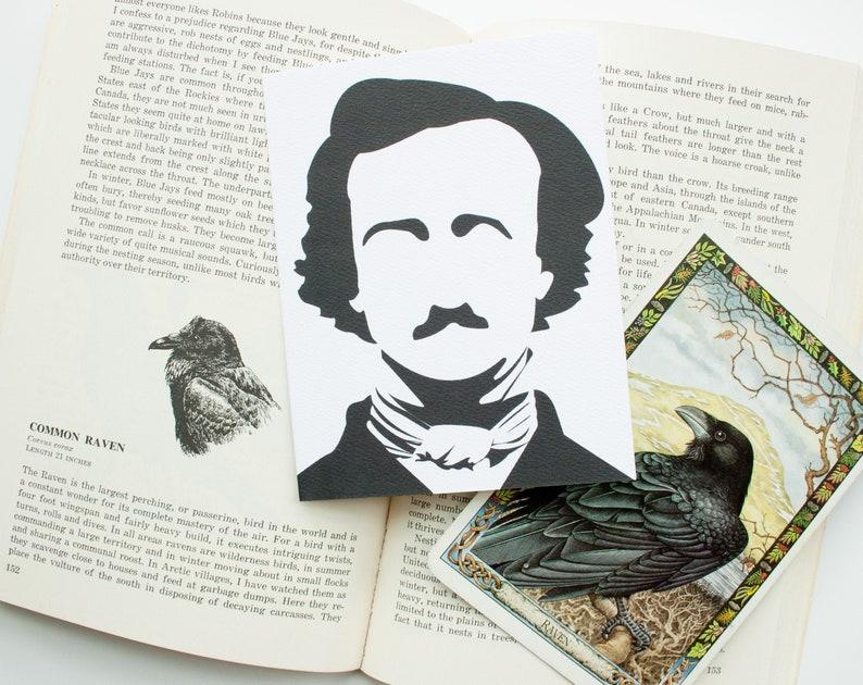 Edgar Allan Poe Valentine image 0