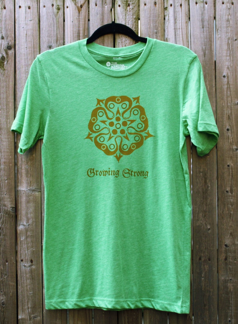 Game of Thrones // House Tyrell // Growing Strong T-Shirt image 0