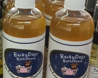 Eco-Friendly Pet Shampoo