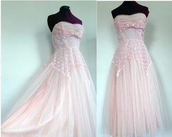 Pretty In Pink Dress Etsy