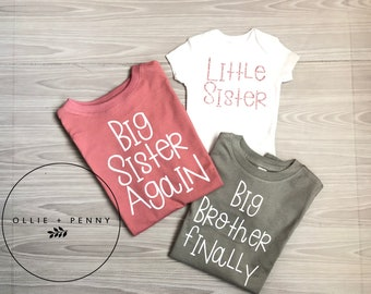 I'VE BEEN PROMOTED TO MIDDLE BROTHER T-Shirt Kids Childrens Funny 10 Colours