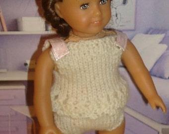 Mini American Girl lingerie set