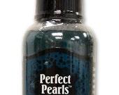 Tim Holtz Perfect Pearls Blue Patina Mist by Ranger, 2 oz. unopened bottle