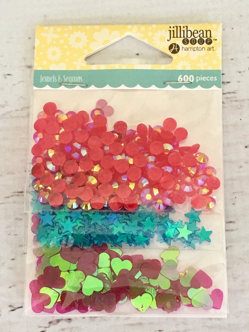PINK ENVELOPE and CHARMS O X ARTSON Embellishment STICKERS Cardmaking Crafts