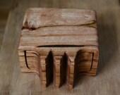 Australian wooden box, wooden drawer box, carved drawer pull box, handmade wooden box, australian wood box, keepsake wood