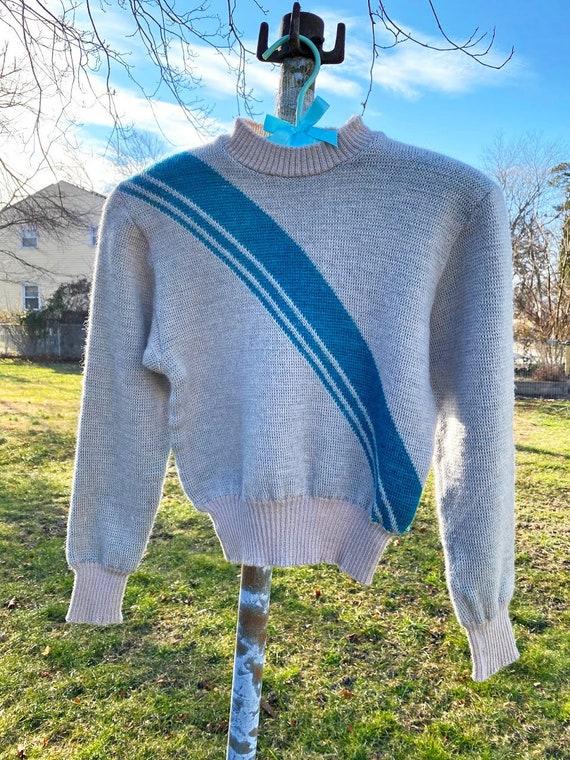 Rare 1940s Jantzen sweater . 40s vintage novelty d