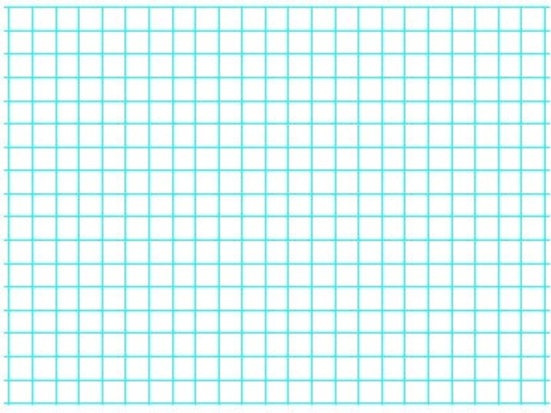 10 pack of large sheet format 1 graph paper 24 x