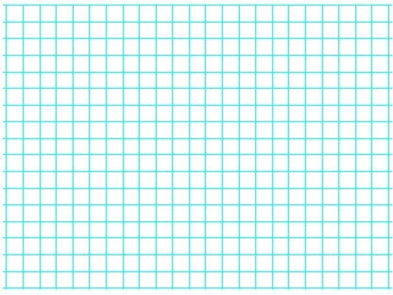25 pack of large sheet format 1 graph paper 24 x etsy
