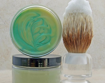 Handmade Shaving Soap– Bay Rum & Lime