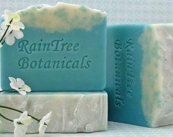Moisturizing Soap// Dry Skin Handmade Cold Process Soap with Evening Primrose Oil