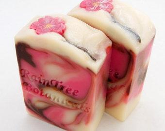 Kimono Handmade Artisan Cold Process Soap