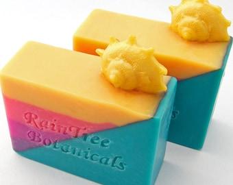 Coconut Milk Soap– Second Honeymoon Gourmet Cold Process Soap