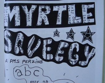 PMS Perzine - Issue 3 - ABC issue