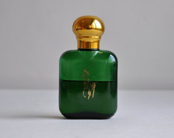 Ralph Lauren Polo Cologne - Men Eau De Toilette Fragrance - Green Bottle -  Made in USA 1b22a854ac96a
