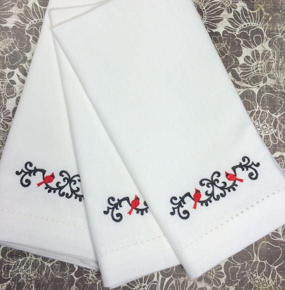 image 0 - Christmas Napkins Cloth