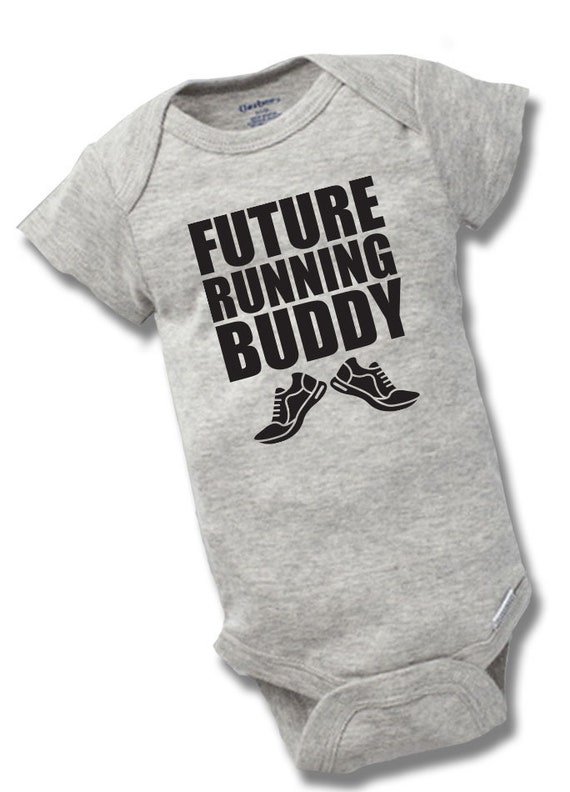 Funny Pre-Shrunk Cotton Snap-On Style Baby Bodysuit White Future Gaming Buddy