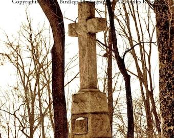Dutch Gap (Citie of Henricus) Cross with Verse - Virginia