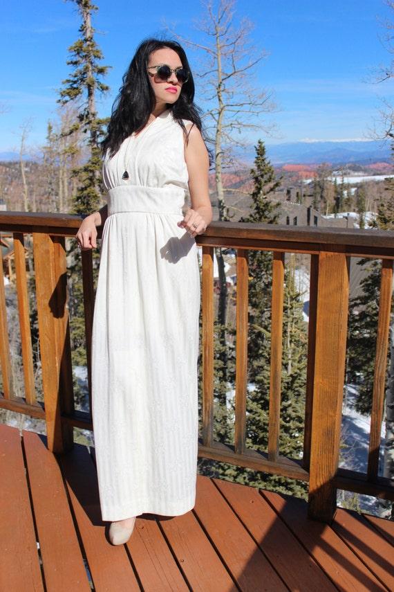 60s Boho Chic Dress