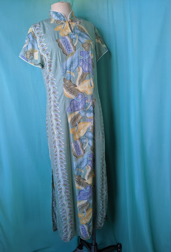 Vintage Hawaiian Princess Dress
