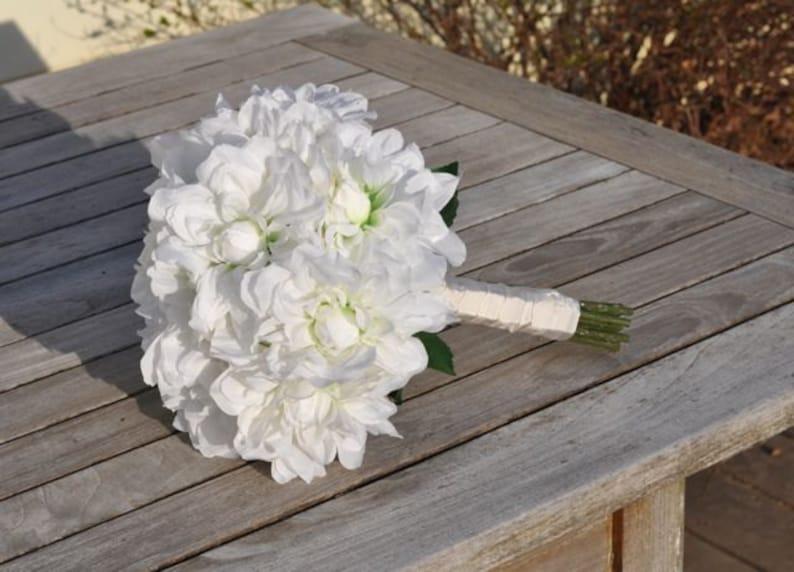 Artificial Silk Flowers Wedding Flowers Boho Wedding Flowers Bridal Bouquet Wedding Bouquet Flower Bouquet Bride Bridesmaid Bouquet