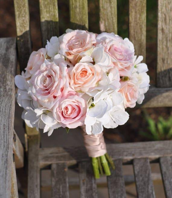 Boho Bouquet Hochzeitsblumen Brautstrauss Seide Etsy