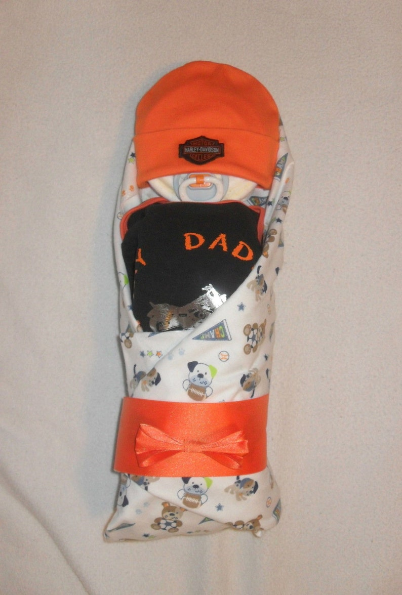 One Of A Kind-Diaper Motorcycle And Diaper Cake Baby-Boy and Girl Colors Available
