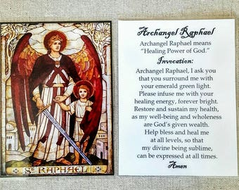 St raphael prayer for marriage