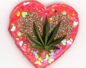 Cannabis is Life - Pink Weed A