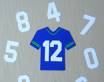 Football Jersey and Numbers SVG Cut File 54c4d0f6b