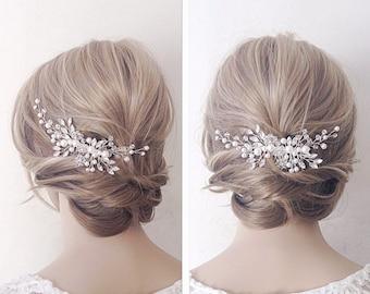 Bridal headpiece | Etsy