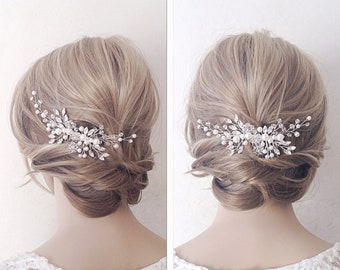 337689f70 Bridal hair piece,Bridal hair vine ,bridal headpiece, bridal hair comb,  wedding hair comb, wedding hair piece,pearl hair vine