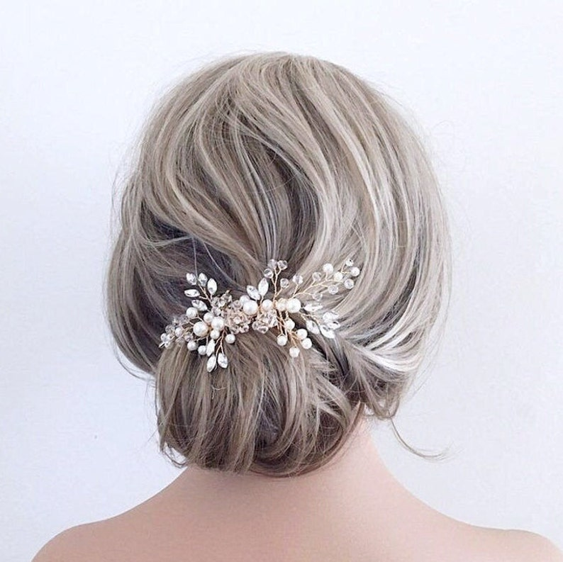 Wedding hair accessoriesBridal hair combbridal hair image 0