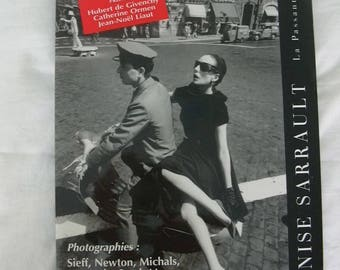 Denise Sarrault La Passante Fashion Photography French Model Book Collectable  Rare Sieff Newton Doisneau Scavullo