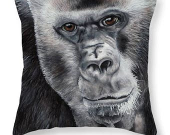 Gorilla Pillow