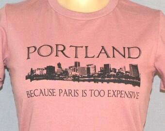 Portland or Paris, hmmmmm