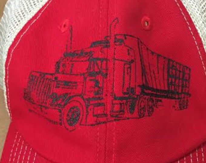 Truck,  Trucker Hat, Funny Hat, Gag Gift, Cool Hat