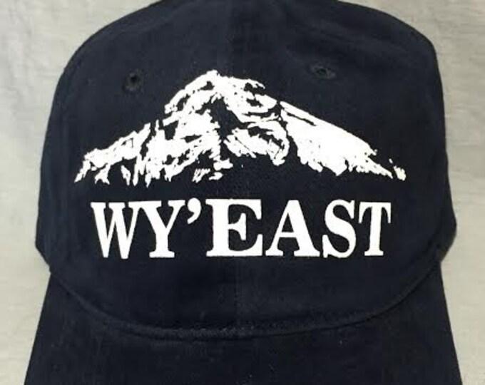Mt. Wy'east, Mt. Hood, Mountain, Baseball Cap