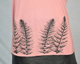 Horsetail Tank Top